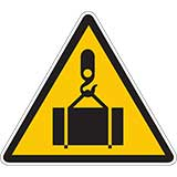 Overhead Crane Safety Sign